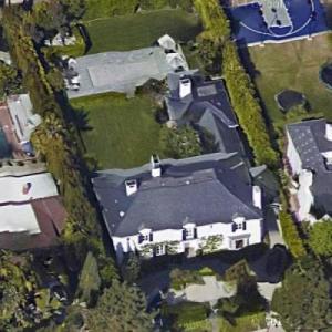 Bobby Kotick's House (Google Maps)