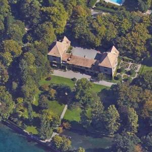 Prince Sadruddin Aga Khan's House (former) (Google Maps)