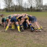 Rugby Scrum (StreetView)