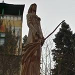 Diana statue (StreetView)