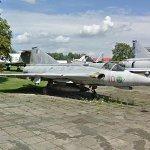 Saab J 35J Draken (StreetView)