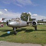 Ilyushin Il-28U (StreetView)