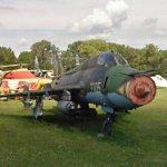Sukhoi Su-22M4 (StreetView)