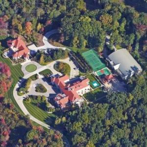 Dan DeVos' House (Google Maps)