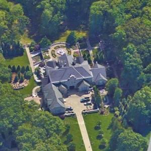 Steve Van Andel's House (Google Maps)