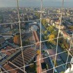 Birds eye view of Turin