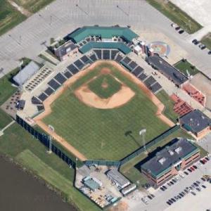 GCS Ballpark (Google Maps)