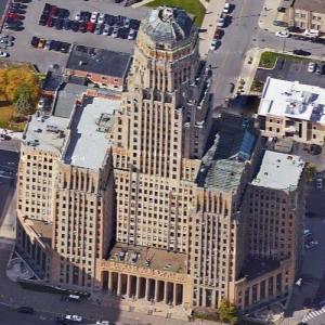 Buffalo City Hall (Google Maps)