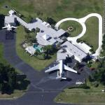 John Travolta & Kelly Preston's House