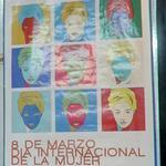 """""""8 de marzo Dia Internacional de la Mujer"""" (StreetView)"""
