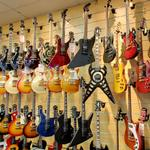 Gallin's Guitars (StreetView)