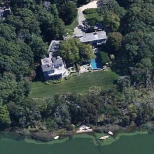 Noam Gottesman's House (Google Maps)