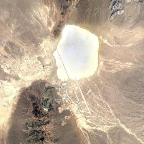 Area 51 (Google Maps)
