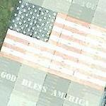 USA Flag (Big) (Google Maps)