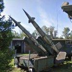S-125 Missiles (StreetView)