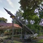 S-75 Missile (StreetView)