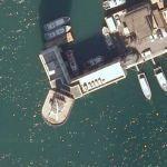 Genova port incident (Google Maps)