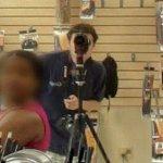 Google Inside camera photographer (StreetView)