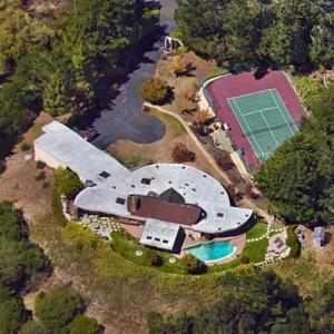 Joe Morgan's House (Google Maps)
