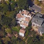 Bob Melvin's House (Google Maps)