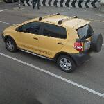 VW CrossFox (StreetView)