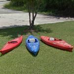 Kayaks (StreetView)