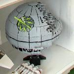 Lego Death Star (StreetView)