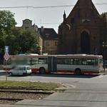 Articulated bus (StreetView)