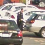 CHP writing a ticket (StreetView)