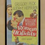 Roman Holiday (1953) movie poster (StreetView)