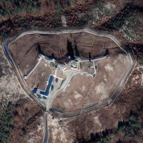 Guard Post (OP) Ouellette (Google Maps)