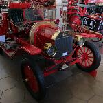 Ford Model T fire engine (StreetView)
