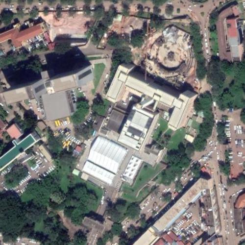 Parliament of Uganda (Google Maps)