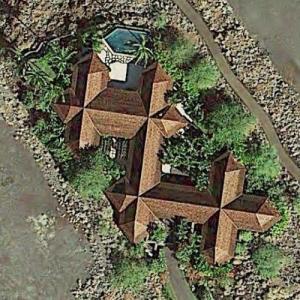 Bruce Gillis' house (Google Maps)