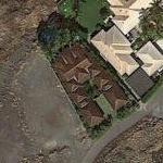 Egon Durban's house (Google Maps)