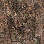Makerere University(Area of 300 acres) (Google Maps)