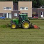 Tractor working (StreetView)