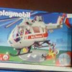 Toy helicopter (StreetView)