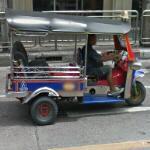 Auto rickshaw (StreetView)