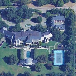 Mark Cuban's House (Google Maps)