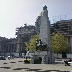 Infantry Memorial (StreetView)