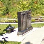 Pierce County WWII Honored Memorial (StreetView)