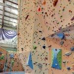 Climbing wall (StreetView)