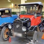 Ford Model T (StreetView)