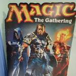 Magic: The Gathering display