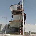 'Gateway Art Tower' by Eric Owen Moss (StreetView)