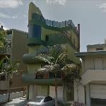 'Triplex Apartments' by Eric Owen Moss (StreetView)