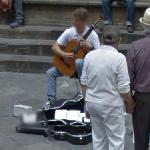 Guitar player (StreetView)