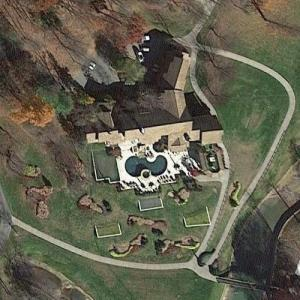Christopher Cline's House (deceased) (Google Maps)