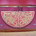 The Coronation Mantle (1133-1134) (StreetView)